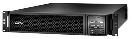 Источник бесперебойного питания APC by Schneider Electric Smart-UPS SRT 3000VA RM 230V (SRT3000RMXLI) Rack